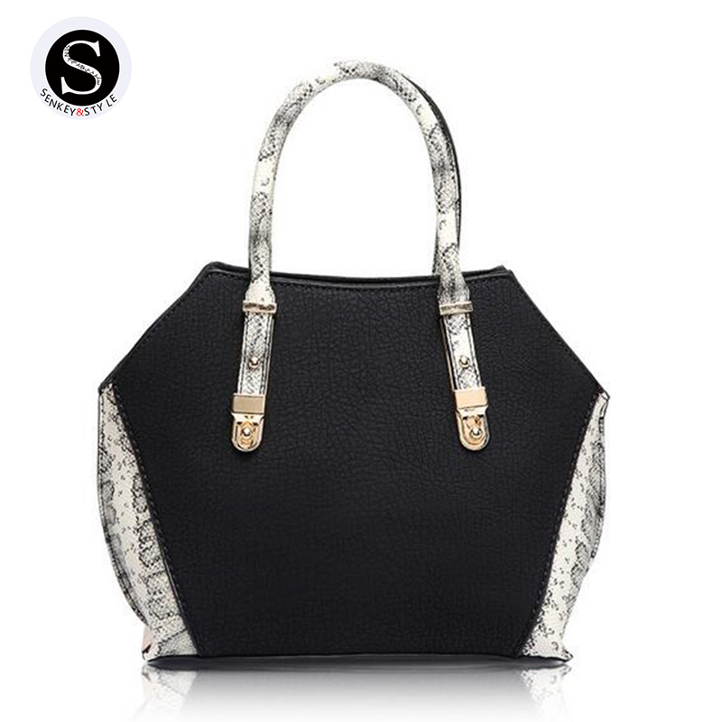 Senkey Style 2017 Luxury Handbags Women Bags Designer Derpentine Women Messenger