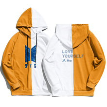 Bangtan7 Love Yourself Two-Color Hoodies (8 Colors)