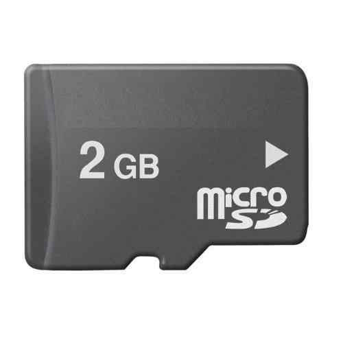 BEESCLOVER 1pc micro sd karty 2GB Class10 karty pamięci Flash MicroSD TF karty 2 gb micro sd karty r60