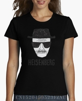 Summer Time Limited T Shirts Women S Heisenberg Short Sleeves Letter Knitted 3d Tees Girl Clothing