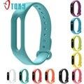 Hot sale otoky fabuloso substituição tpu banda alça de pulso wrist band para xiaomi mi 2 inteligente pulseira drop shipping #0220