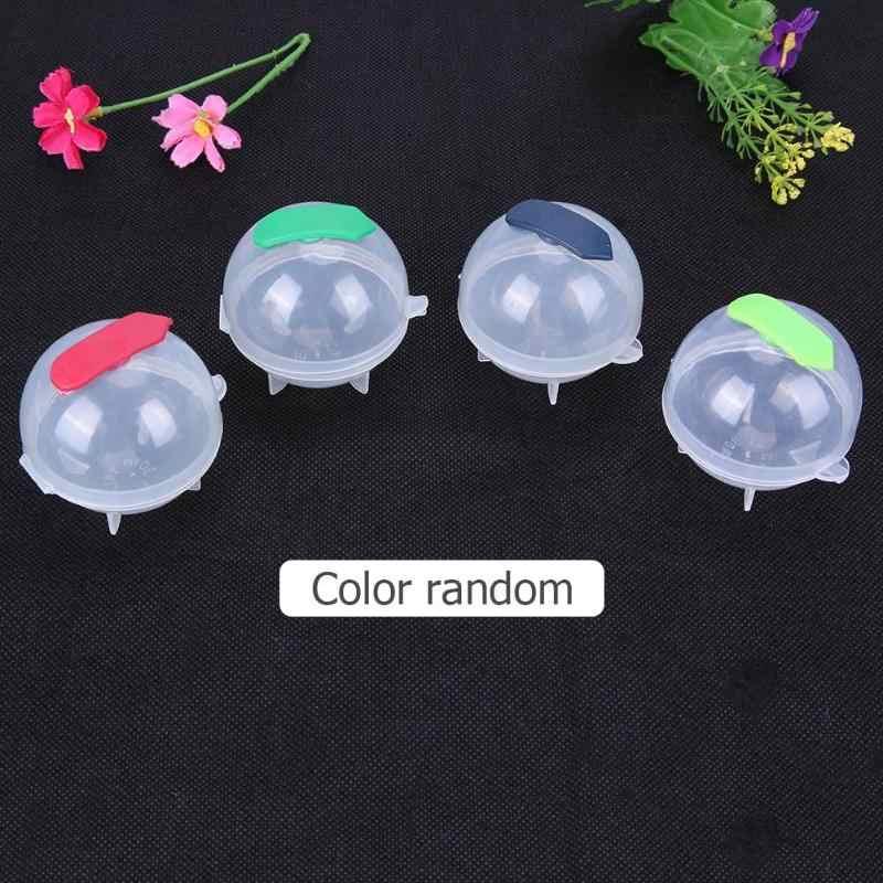 Ball Ice MoldsทรงกลมลูกIce Cubeผู้ผลิตDIY DIYค็อกเทลหน้าแรกใช้Ice Cream Moulds Dia 4.8 ซม.สีสุ่ม