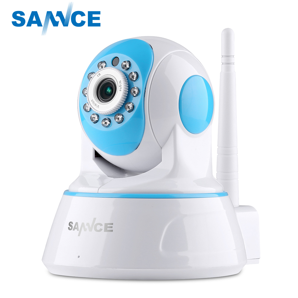 SANNCE Full HD 1080P IP Camera Wireless Mini IP Security Camera Surveillance Camera Wifi Night Vision CCTV Camera Baby Monitor