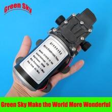 8L/Min 1.1Mpa 100W dc 12v diaphragm water pump