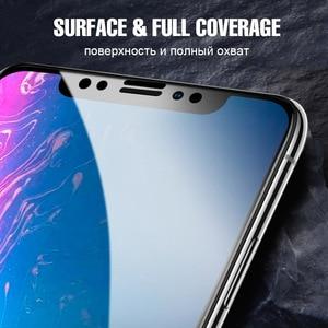 Image 4 - 2 шт 999D Гидрогелевая пленка для защиты экрана для iPhone 12 11 Pro XS MAX XR X защитная пленка для iPhone SE 2020 7 8 Plus