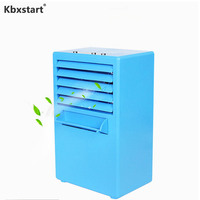 Summer Mini Air Conditioner Fans Portable Air Cooler Handheld Student Fan Desk Humidification Cooler Cooling Fan Ventilador Frio