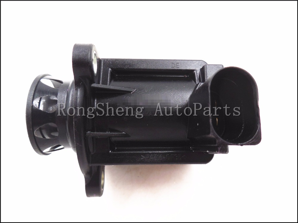 Image 4 - DPQPOKHYY OEM Turbo Cut off Valve Turbocharged breaker For Volkswagen Golf MK6 MK5 Passat B6 06H145710D 06H 145 710 Dbreaker   -