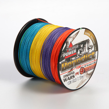 Aconfishing 100m Japan Multifilament PE Braid Fishing Line 6LB-100LB SPECTRA multi-color Super strong fishing tool line wires