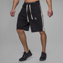 FRMARO  Fashion Brand Mens Shorts 2019 Spring Summer Male Sweatpants Fitness Bodybuilding Workout Man