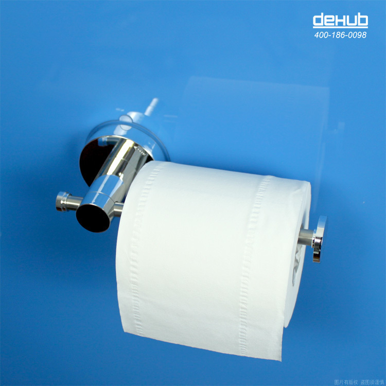 Super Seamless Dehub Vacuum Suction Cup Toilet Paper Holder Pered Roll Rod Rpb180 In Holders From Home Improvement On Aliexpress