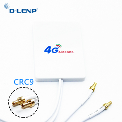 Dlenp 3G 4G External Antennas WiFi Rotuter 4G LTE Antenna with CRC9 for Huawei 3G 4G LTE Router Modem Aerial with 3m cable