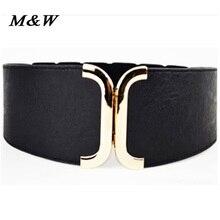 women brief belt  wide belt decoration elastic fashion cummerbund strap all-match lady's waist belts for women