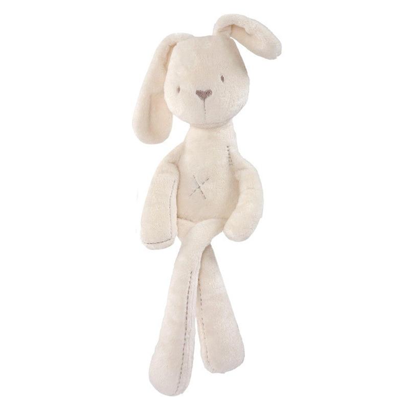 54 см Детский плюшевый медведь, кролик, Спящая мягкая удобная кукла, плюшевые игрушки, миллие и Борис, гладкий подходящий медведь, детские под...