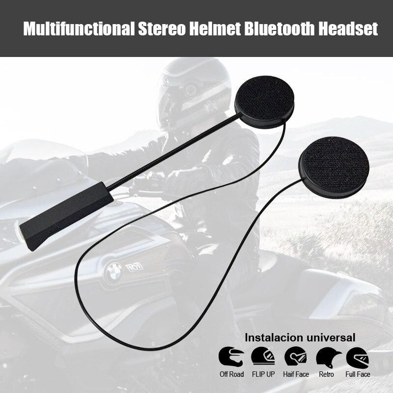 Motorcycle Helmet Riding Hands Free Headphone Wireless Bluetooth Motorcycle Handsfree Kit