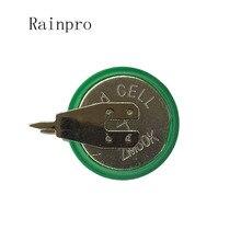 Rainpro 5 pièces/lot 3.6V 60mAh ni cd nickel cadmium batterie de sauvegarde de données batterie mémoire batteries industrielles