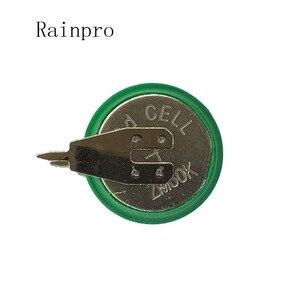 Image 1 - Rainpro 5PCS/LOT 3.6V 60mAh Ni CD nickel cadmium battery data backup battery memory cell industrial batteries