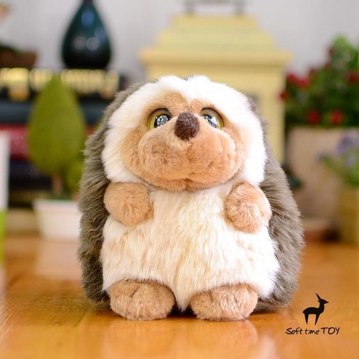 Kids Toys Cute  Big Eyes Simulation Hedgehog Doll  Plush Toy Child Gift  Stuffed Animal 25cm 32cm 50cm 3d despicable me minion plush toy minion stuffed doll plush doll toys 3d eyes valentine s day gift
