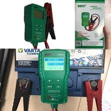 DY219  12V Automotive Digital Car Storage Battery Tester 600V CAT III Charging Tester Diagnostic Tool CE  Electrical Instruments цены