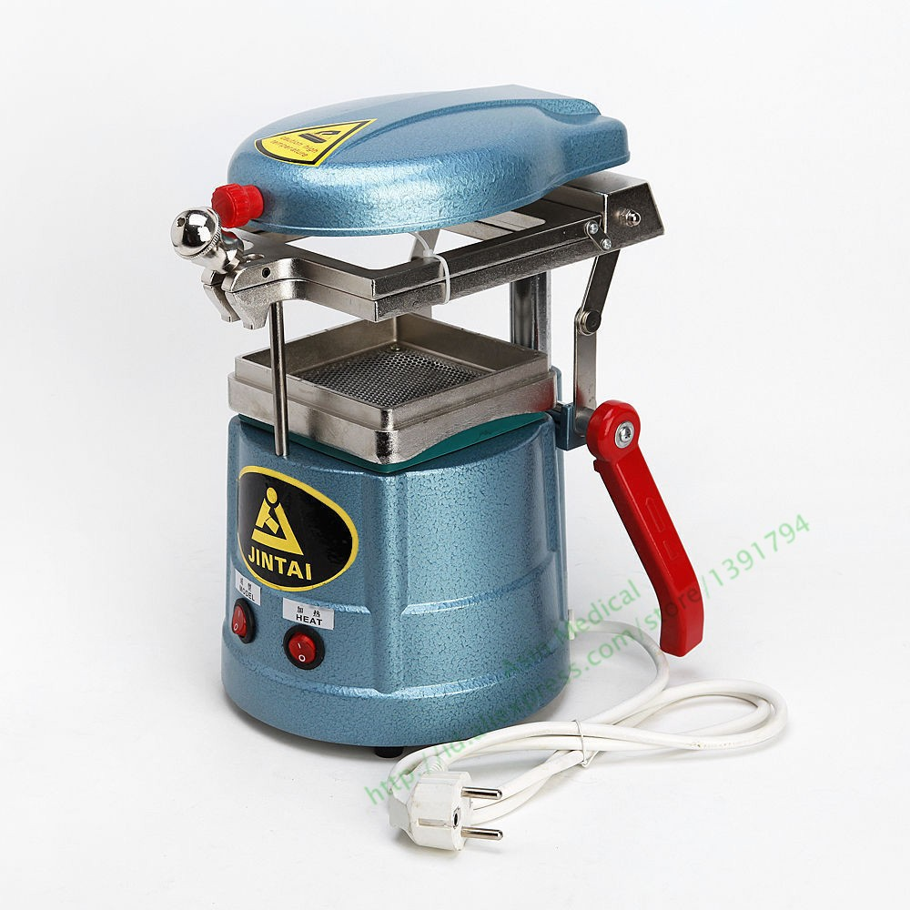 Dental Vacuum Forming & Molding Machine Vacuum Forming Machine Dental lab Equipment DEASIN 2018 2016 new dental lab equipment vacuum forming molding machine with steel ball 110v or 220v