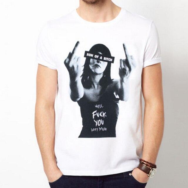 Nuevos Hombres Del Estilo Del Verano T Camisas Dedo Flip Chica Sexy