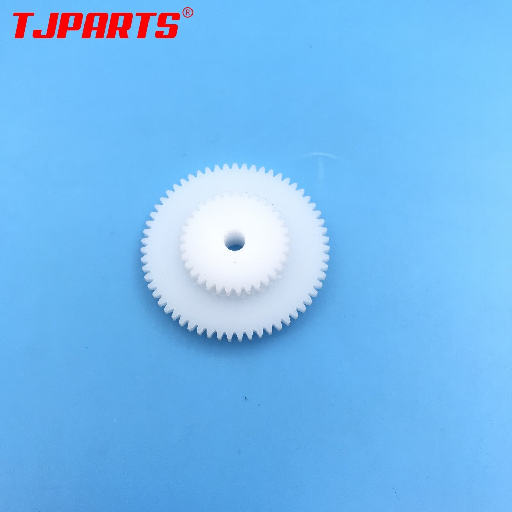 5X QC1 1146 000 Nylon Motor Drive Gear Wheel LF DOUBLE GEAR for Canon PIXUS 50i