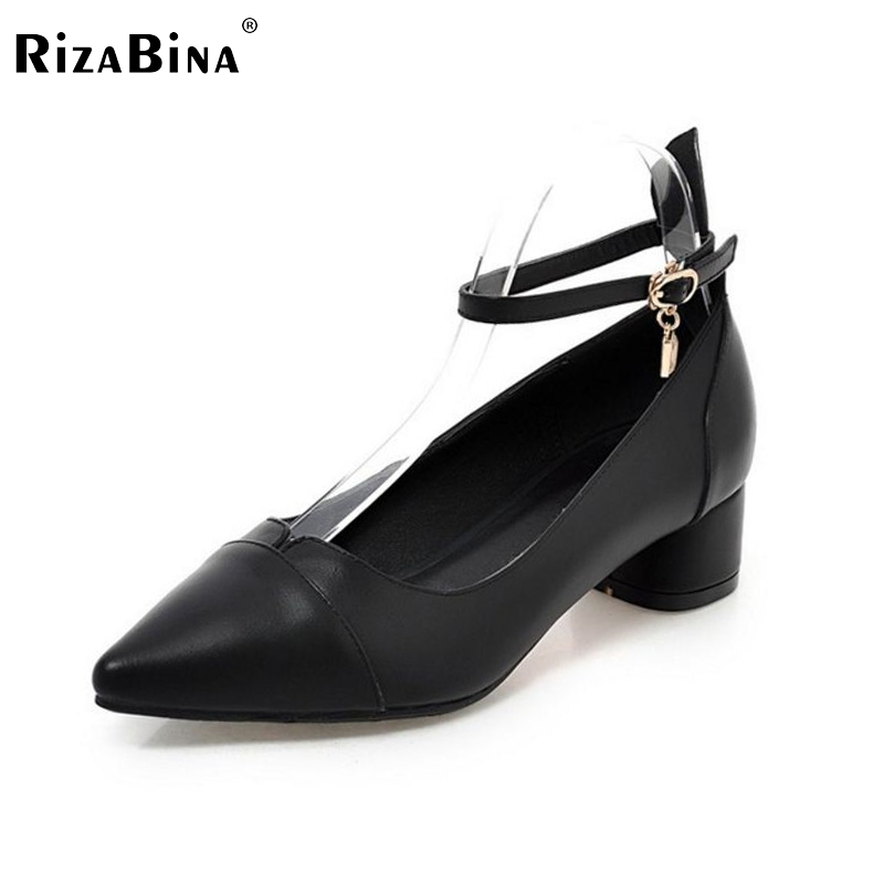 women high heel shoes buckle pointed toe sexy spring fashion heeled footwear brand pumps heels shoes size 34-39 P16392 new 2017 spring summer women shoes pointed toe high quality brand fashion womens flats ladies plus size 41 sweet flock t179