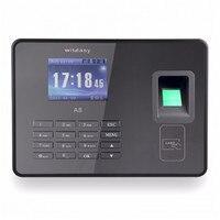 2 8 Zoll TFT Monitor 3000 Benutzer Fingerprint/Passwort/Id-karte Zeiterfassung A8