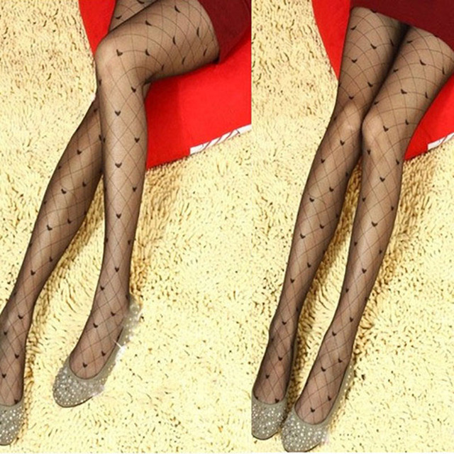 Fishnet sexy party Club tights mesh nylons Slim Transparent seamless Pantyhose - 6 different styles 5