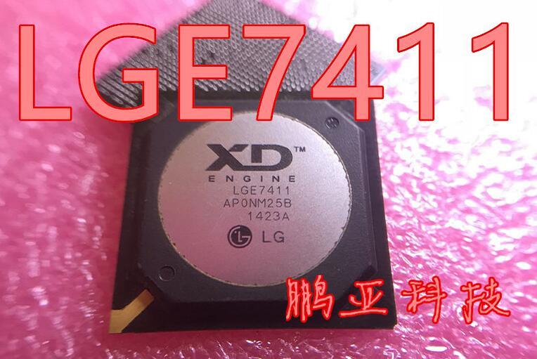 2 pcs/lot LGE7411 BGA2 pcs/lot LGE7411 BGA