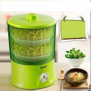 Image 3 - 220 220v の家庭用自動電気豆もやしマシン多機能健康 DIY もやし栽培機 EU/AU/英国 /米国
