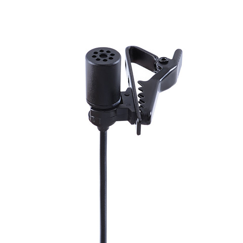 BOYA BY-M1 Lapel Lavalier Microphone 6m Professional Clip Mic For Camcorders DSLR Stereo Audio Recorder Smartphones Microphones Multan