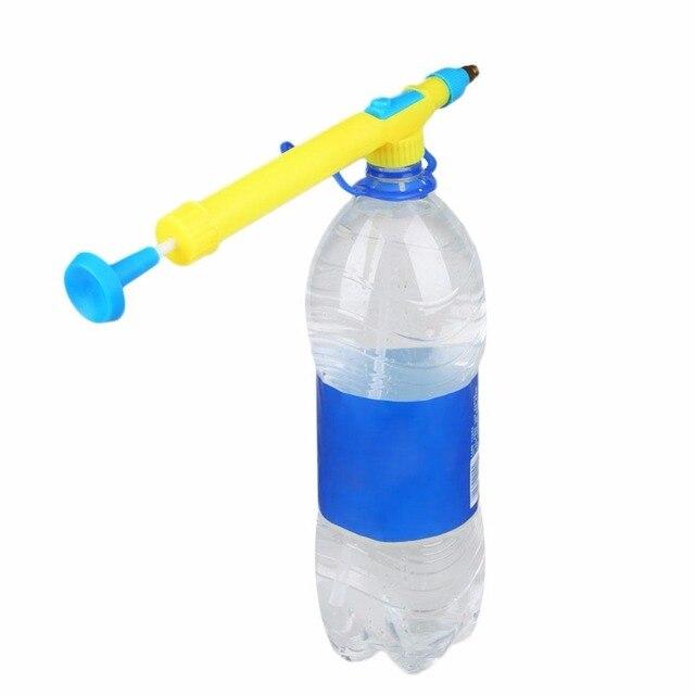 7d2487302c7 Interfaz de botellas pistola de agua rociador de jardín Pulverizador DE AGUA  Pulverizador de niebla Fogger