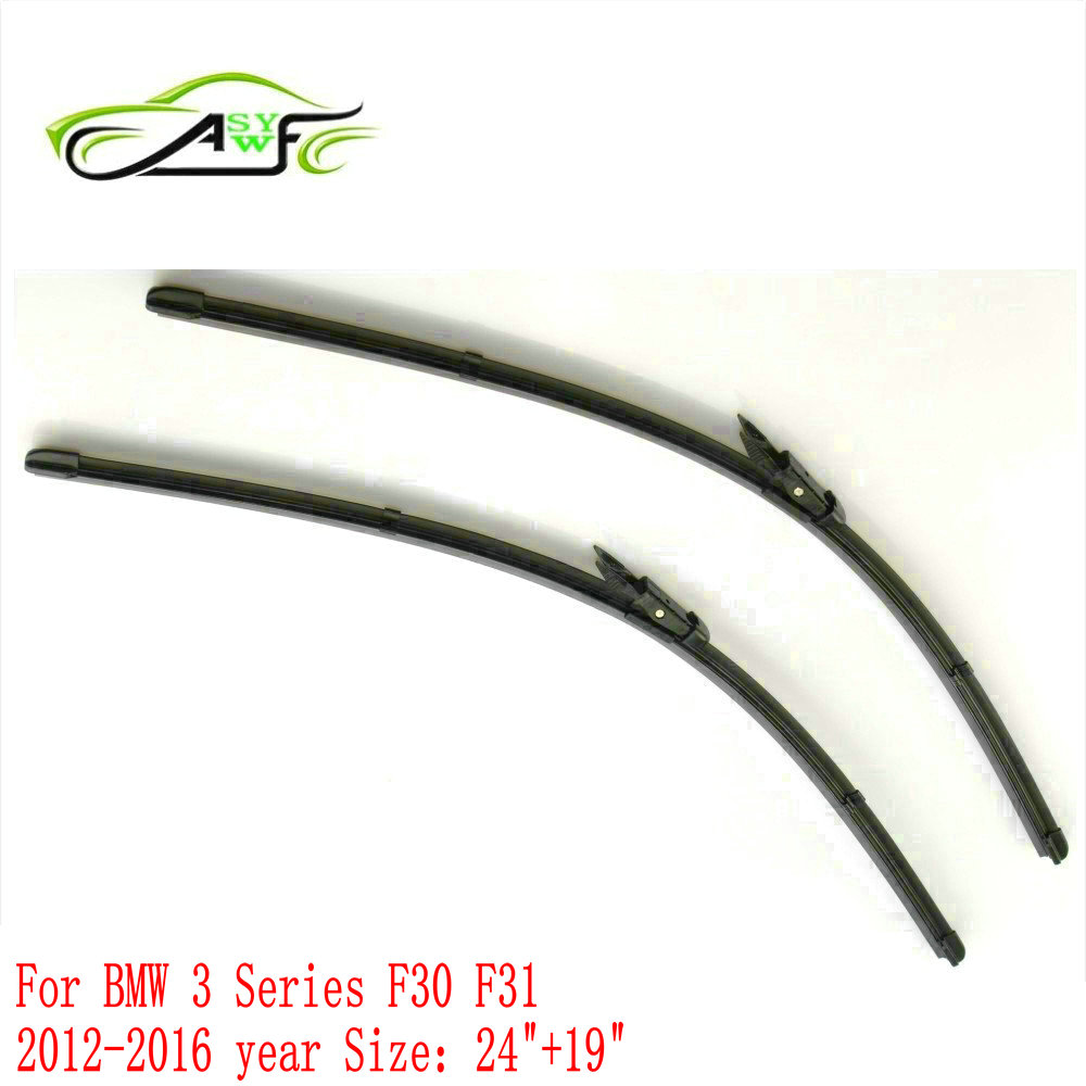Free shipping car <font><b>wiper</b></font> blade FOR <font><b>BMW</b></font> 3 SERIES <font><b>F30</b></font> Size 24