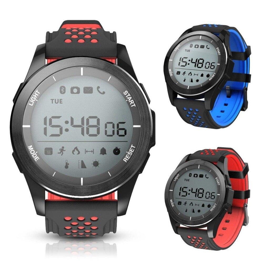 2017 waterproof smartwatch f3 smart watch bracelet outdoor. Black Bedroom Furniture Sets. Home Design Ideas