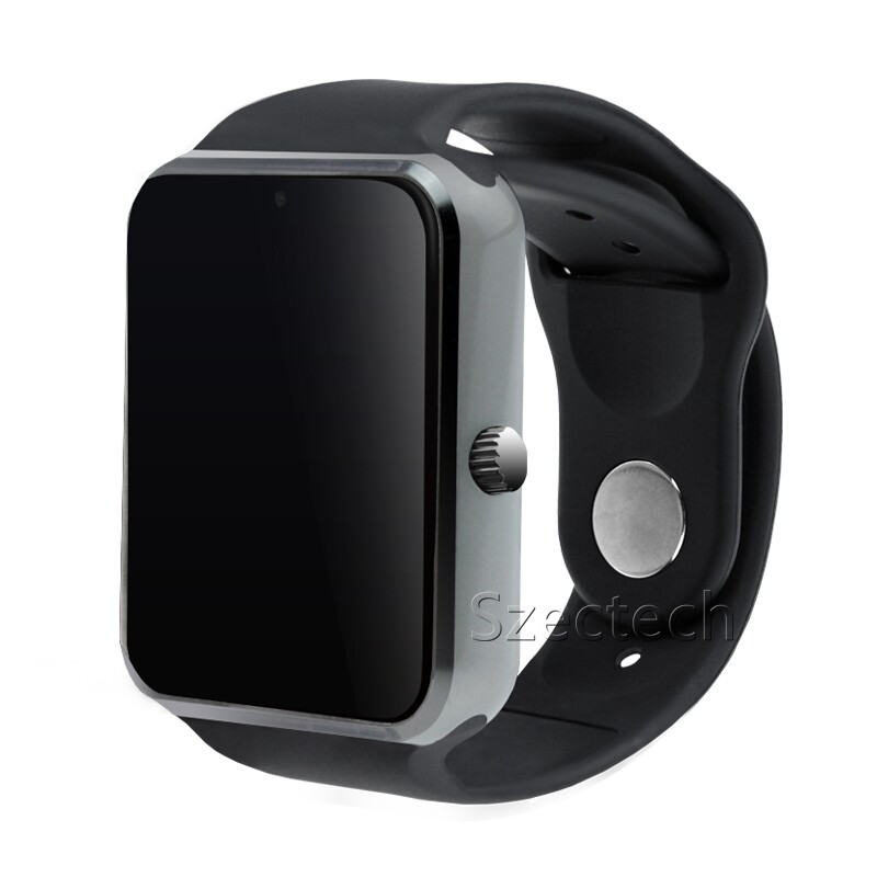free shipping WristWatch Bluetooth Smart Watch Sport Pedometer With SIM Camera font b Smartwatch b font
