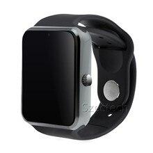 Freies verschiffen Armbanduhr Bluetooth Smart Uhr Sport Pedometer Mit SIM Kamera Smartwatch Für Android Smartphone GT08