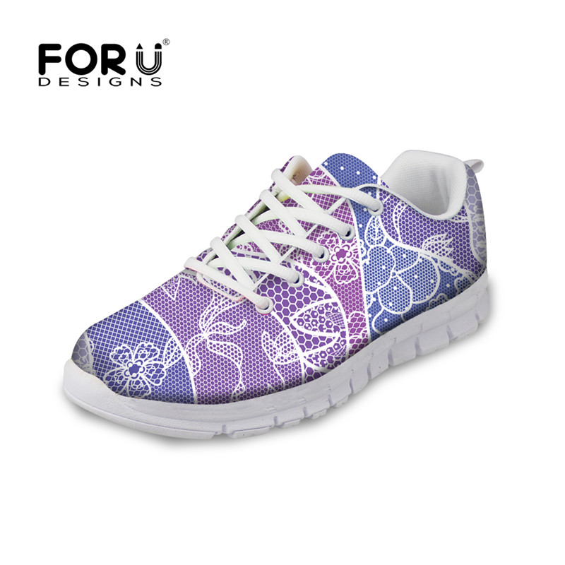 FORUDESIGNS Lace-up Women Casual Flats Shoes Autumn Breathable Comfortable Flat Shoes Woman Leisure Shoes for Teenage Ladies real pic high color decorative rivets women casual shoes brand designer lace up comfortable women flats shoes woman