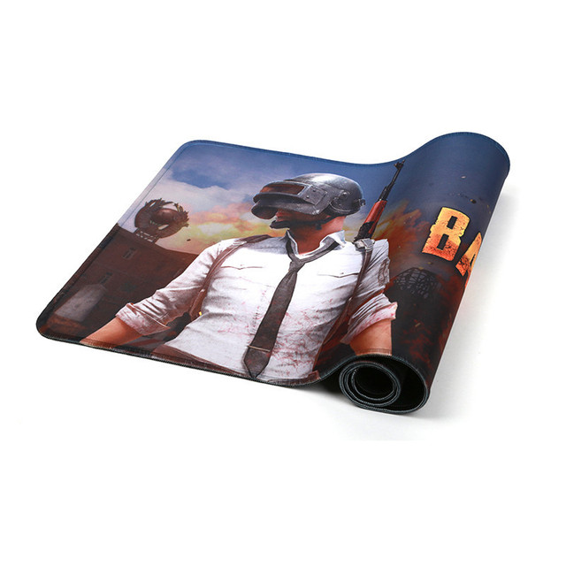 70x30cm large mouse pad Playerunknown's Battlegrounds gamer gaming grande XL mousepad PUBG winner chicken dinner mouse mat