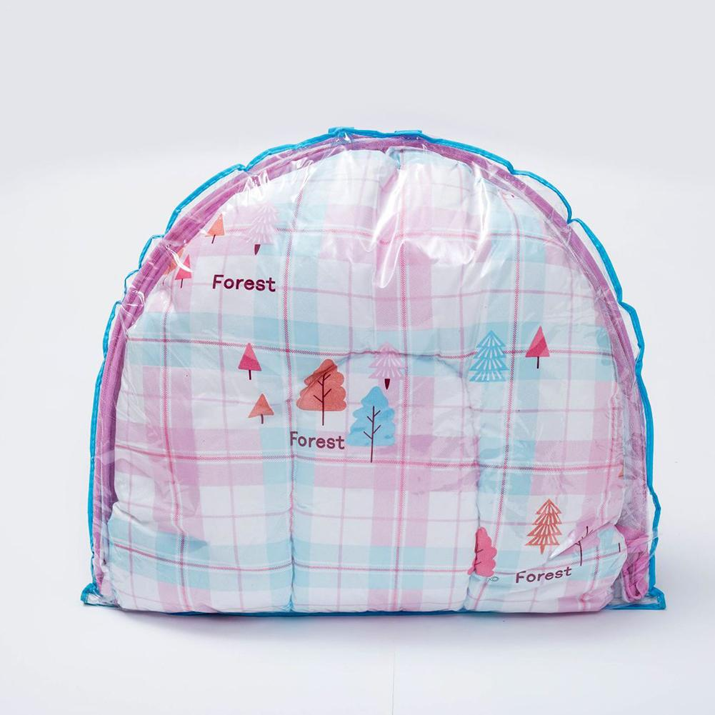 Portable Baby Crib Mosquito Net Tent Multi-Function Infant Foldable Mosquito Netting for 0-3 Year Old Babies
