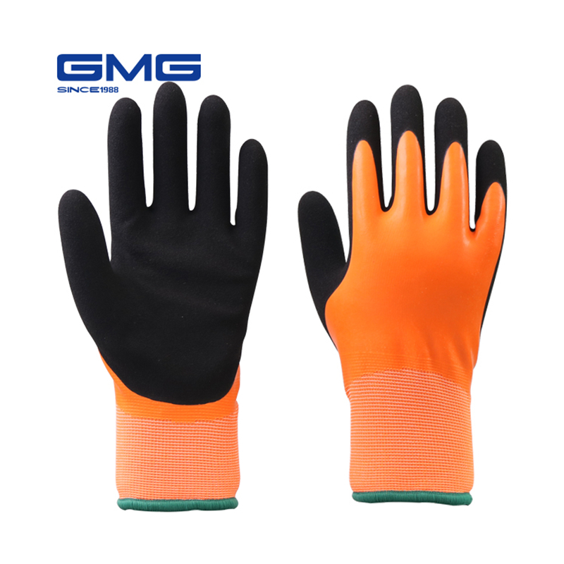Winter Work Gloves Waterproof Double Shell Thermal Warm Safety Work Gloves Working Gloves Men
