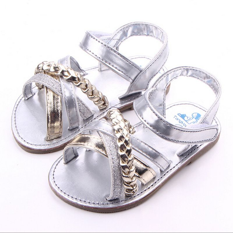 2016 New Brand Baby Girls Shoes First Walkers Soft Sole