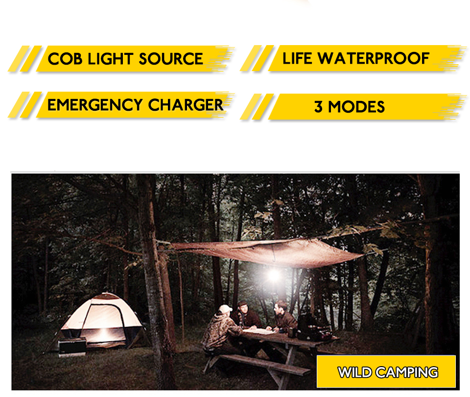 LED Spotlight Floodlight (2)