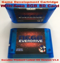 EDMD игровой Картридж для США, японский и Европейский SEGA GENESIS MegaDrive (MD) консоли