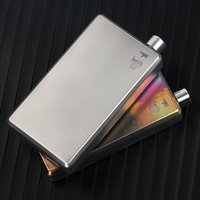 New Mode Keith Ti9300 Titanium flagon 100ml colorful flask outdoor And Camping drinkware Portable Wine Whisky Pot Bottle
