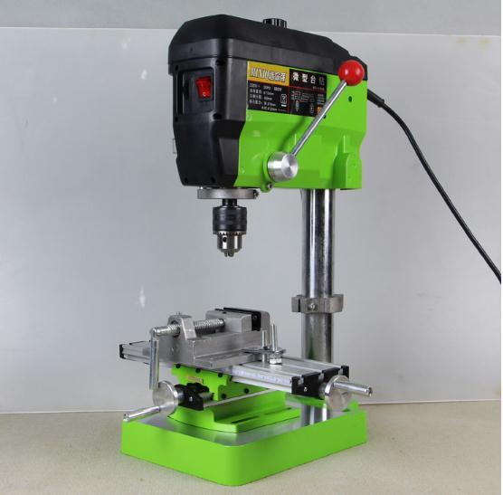 220 V 680W jakości Mini elektryczne DIY wiertarka zmienna prędkość Micro wiertarka zaciskarki części do narzędzi