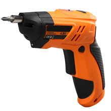 ФОТО 46 in 1 4.8v electric screwdriver multi-function rechargeable electric drill electric screwdriver with hose