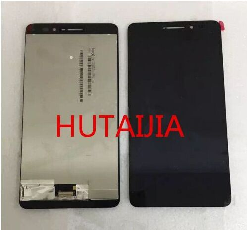 6.8 inch 100% New Full LCD display + Touch screen digitizer assembly For Lenovo PB1-770N PB1-770M Phab Plus Free Shipping 5pcs lot 100% guarantee lcd display touch screen digitizer assembly for lenovo s920 free shipping