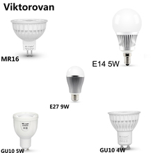 Mi Light RGB CCT LED Bulb MR16 GU10 E14 E27 RGBW RGBWW LED Lamp 4W 5W 6W 9W 12W Led Bulbs Light LED Lamp Spotlight Candle Bulbs