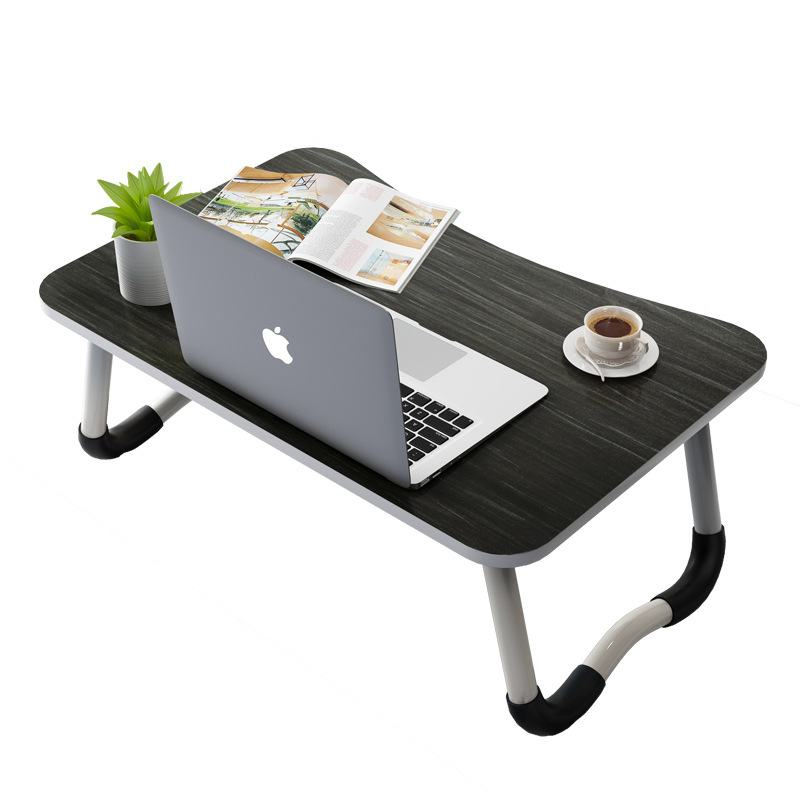 Ordinateur portable pliable support ergonomique portable lit ordinateur portable bureau tablette table ordinateur mesa para meubles de maison pour canapé-lit