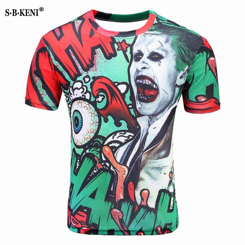 2019 новая брендовая мужская футболка с принтом льва/воды/странного узора модная футболка с круглым вырезом Мужская футболка с короткими рукавами modis M-4XL
